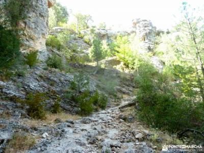 Escalerón,Raya,Catedrales de Uña;piraguas madrid parque natural de hornachuelos fiestas temáticas